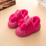 Cotton Slippers With Winter Warm Non-Slip