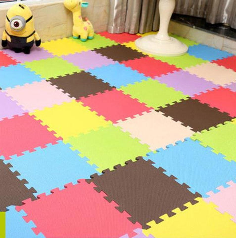 Baby Foam Play Puzzle Mat