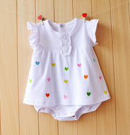 Flower Newborn Baby Clothes