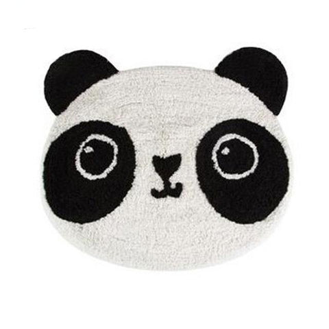 setting mat cartoon panda / cloud /cat printed Non-slip