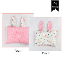Cotton Cute Rabbit Baby Pillows Newborns