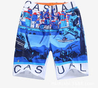 Sportswear Board Shorts Graffiti