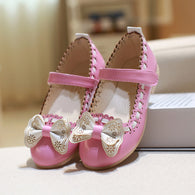 Sweet Princess Shoes With Bow-knot