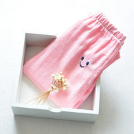 travel snail 100% cotton harem pants