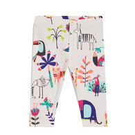Animals Trousers Skinny Girls Leggings