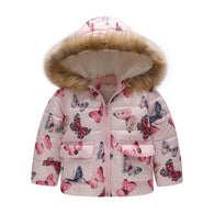 Winter Coat For Toddler 2019 Costume Fur Hooded Zipper