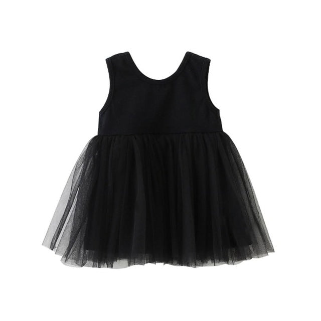 Summer Girl  Dresses Infant Newborn - 0-4Y