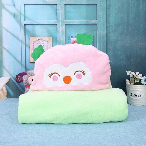 Comfortable Baby Bathrobe Cute Animal Cartoon