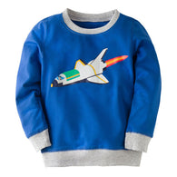 Winter + Autumn T-Shirts Long Sleeve For Boy