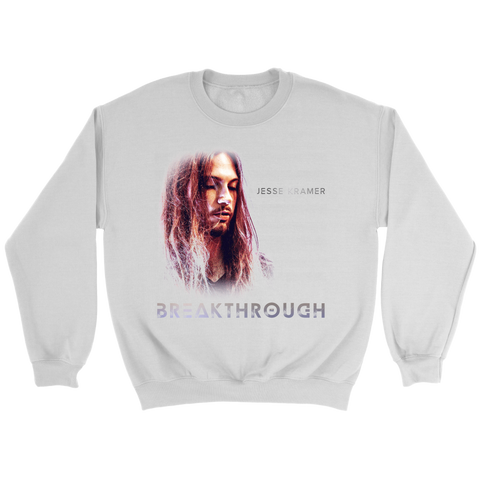 Breakthrough Album Crewneck
