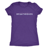 Jesse Kramer Breakthrough Ladies Tee