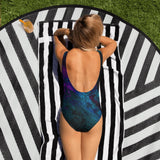 Idle Hands One-Piece Swimsuit