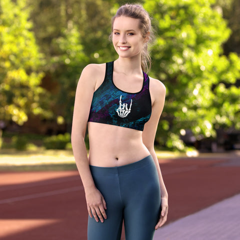Idle Hands Sports bra