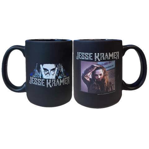 Jesse Kramer Double-Sided Mug