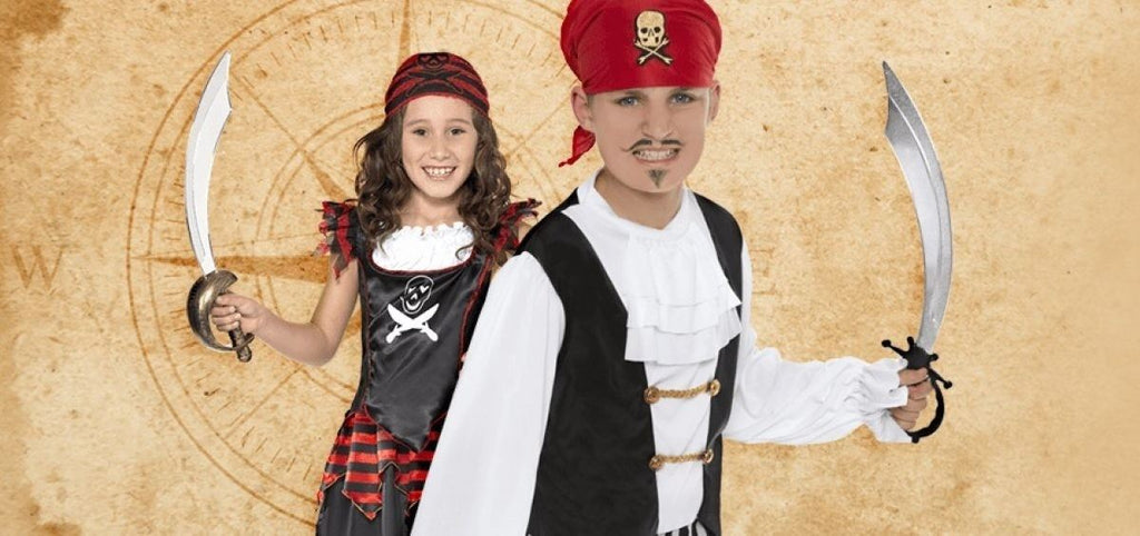 Host your very own Pirate Party!