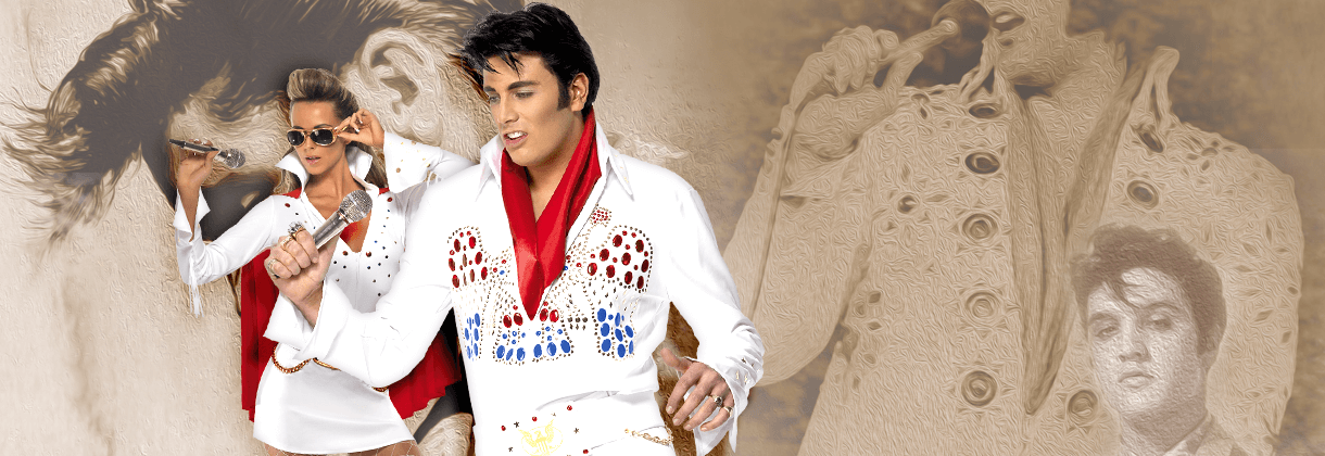 Elvis Fancy Dress Costumes