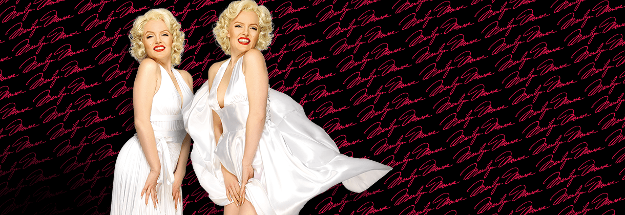 Marilyn Monroe Fancy Dress Costumes and Wigs