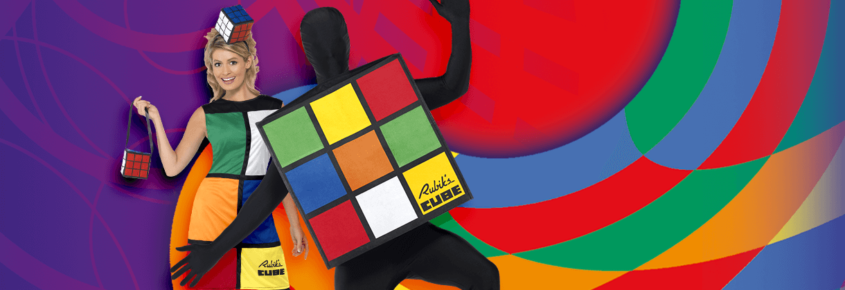 Rubiks Cube Costumes