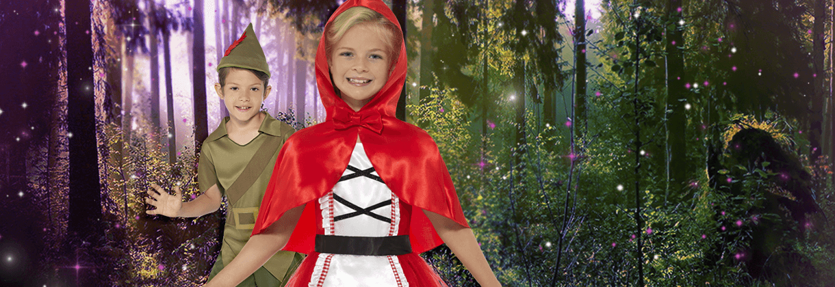 Kids Fairytale Fancydress