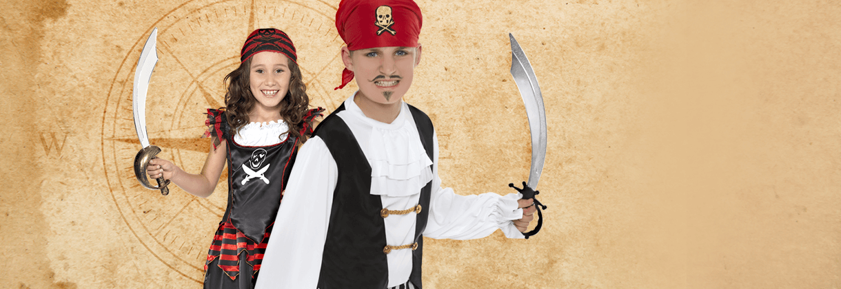 Kids Pirate Costumes