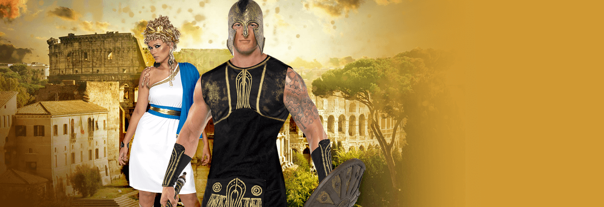 Roman fancy dress