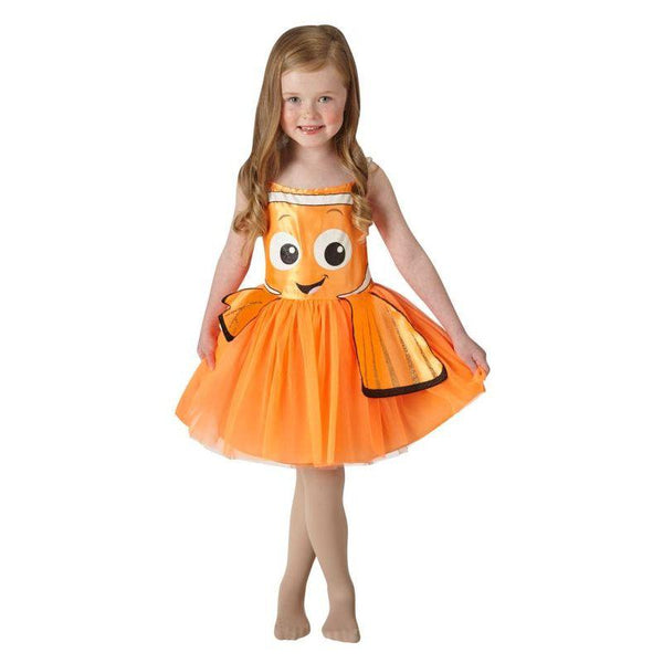 Rubie's Rubie's Official Disney Finding Dory Nemo Tutu Dress DISNEY - FINDING DORI Rubies 883028150373