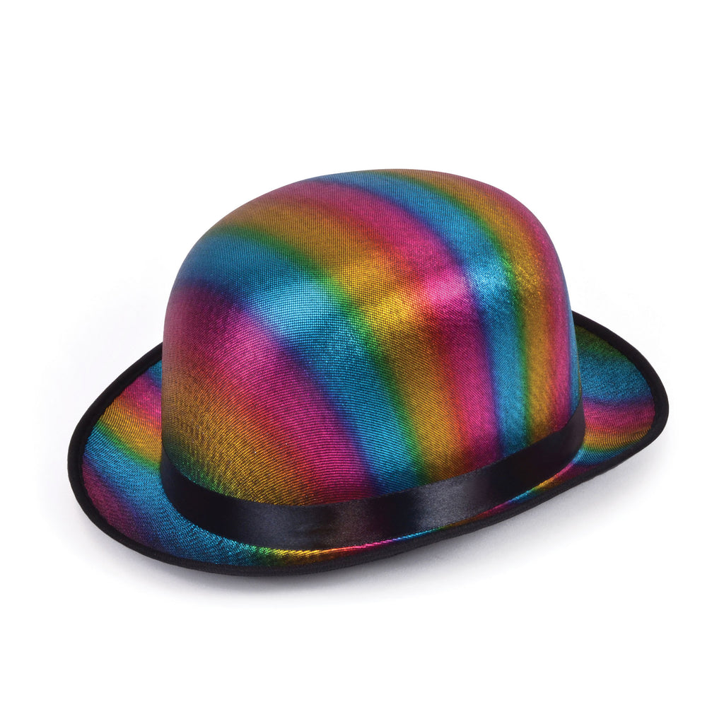 Bowler Rainbow Coloured