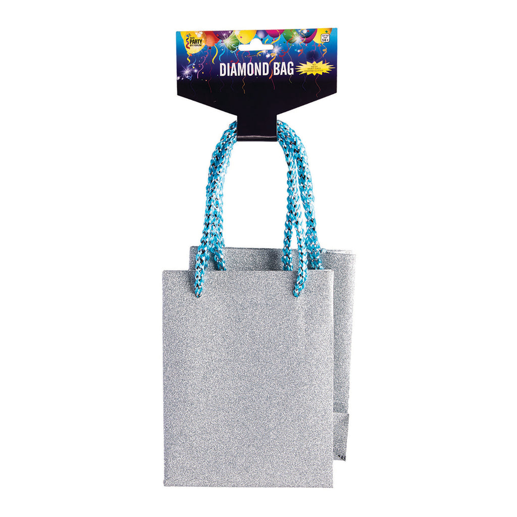 Diamond Small Bag Light Blue