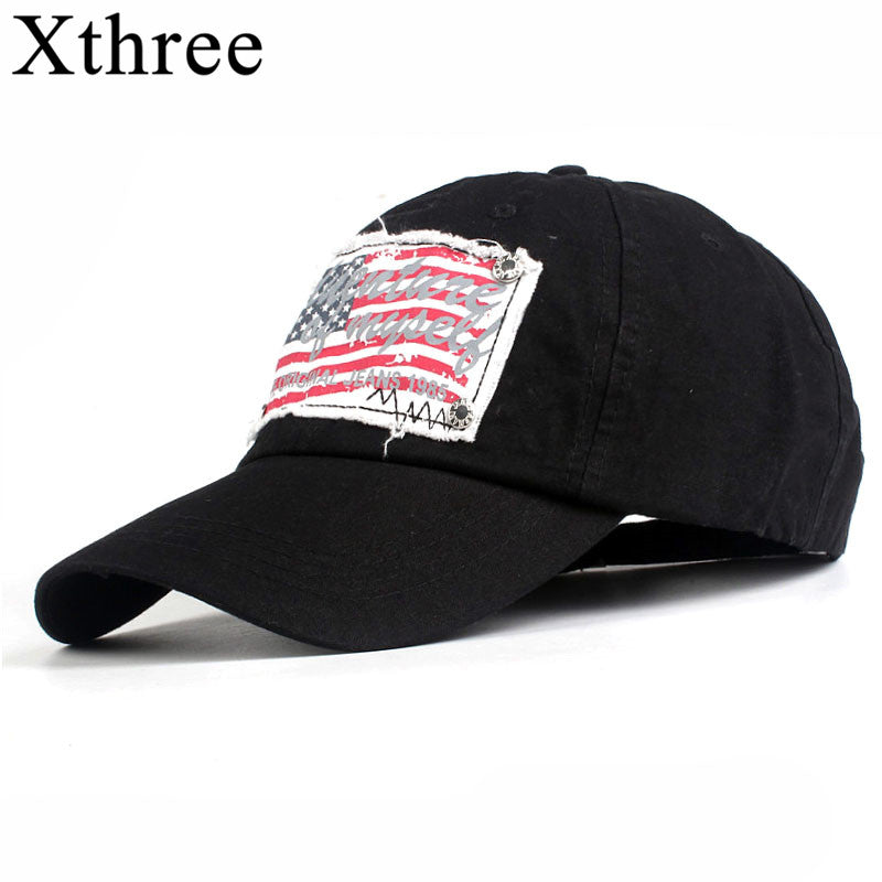 d682aa16ab7 Xthree Summer Baseball Cap For Men Cap Snapback Gorras Hombre hats Casual  Hip Hop Casquette Caps