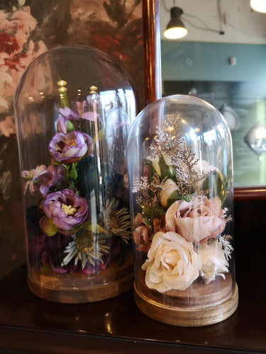 *Botanical Bell Jar (small) - PRE ORDER, COLLECTION only