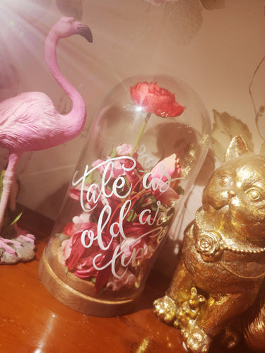 *Valentine's Bell Jar - PRE ORDER for COLLECTION only*