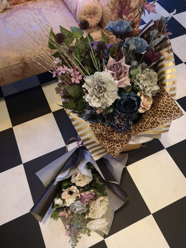 *Mother's Day FAUXever Flower Bouquet- PRE ORDER for COLLECTION ONLY*