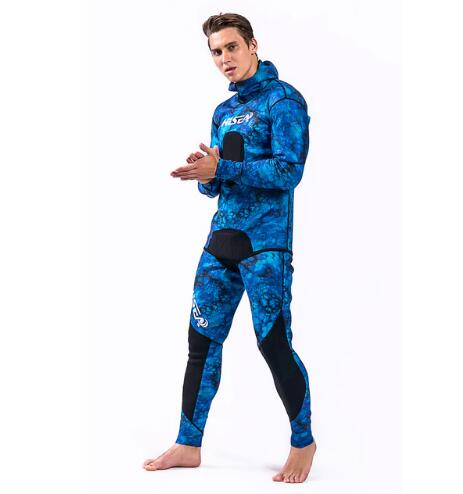 1.5mm Neoprene Diving Suit Split Wetsuit