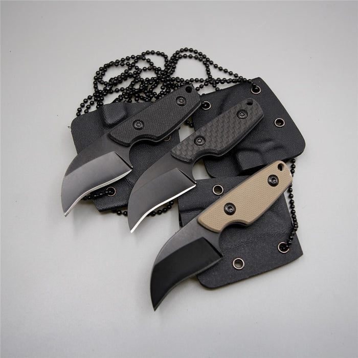 Fixed Blade Mini Survival Knife