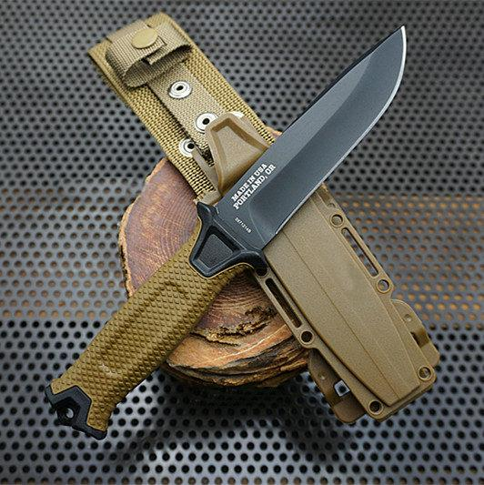 combat knife fixed blade