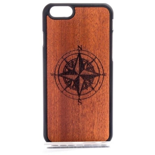 Mahogany Wooden Phone Case