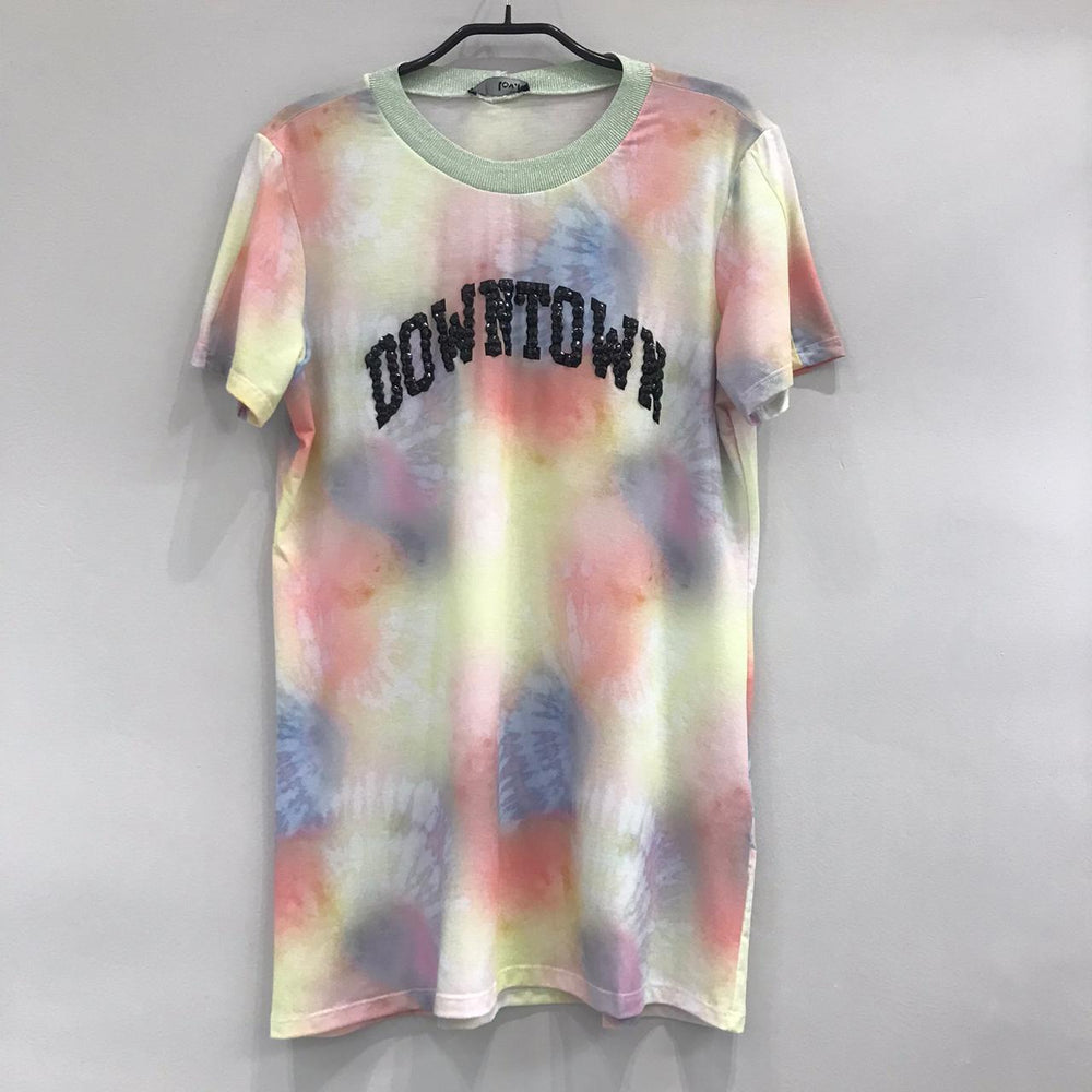 T-Shirt Luna Downtown - MundoLulu