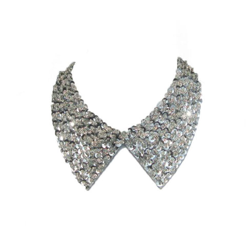 Wednesday Sequin Collar