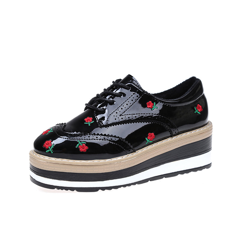 Roesia Brogue Creepers