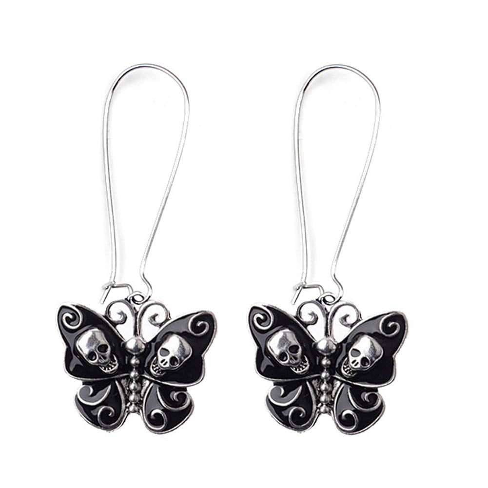 Acherontia Earrings