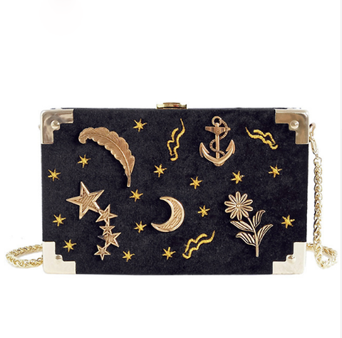 Image of Noctis Clutch Bag