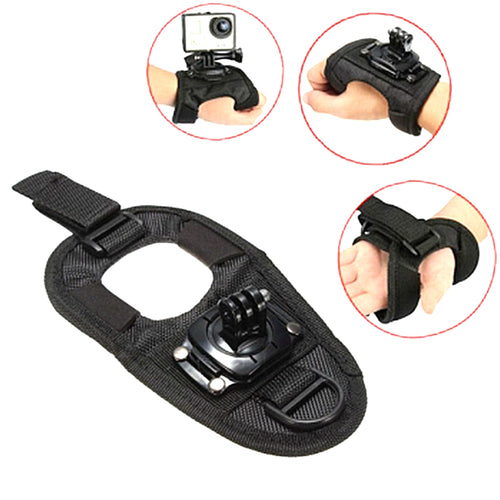 GoPro 360 Degrees Wrist Band Strap