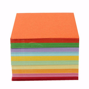 Double Sided  Colorful Origami Papers