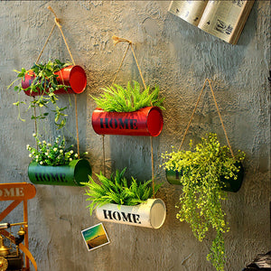 Hanging Wall Flower Pot