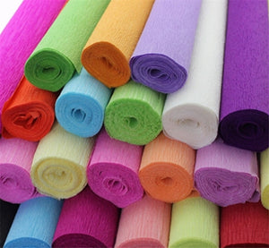 250*50cm Decorative Crepe Paper - stilyo