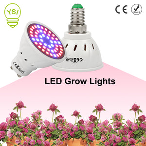 Full LED Spectrum Grow Light - stilyo