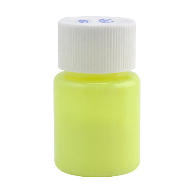Luminous Glow In The Dark Paint - stilyo