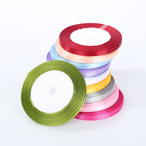 Colorful Satin Packing Tape - stilyo