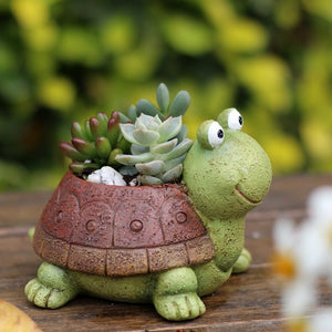 Little Turtle Plants Pot - stilyo