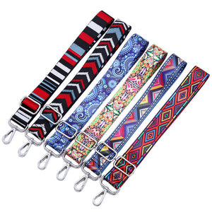Nylon Rainbow Bag Straps - stilyo